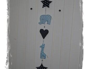 Fensterdeko Babyzimmer Etsy