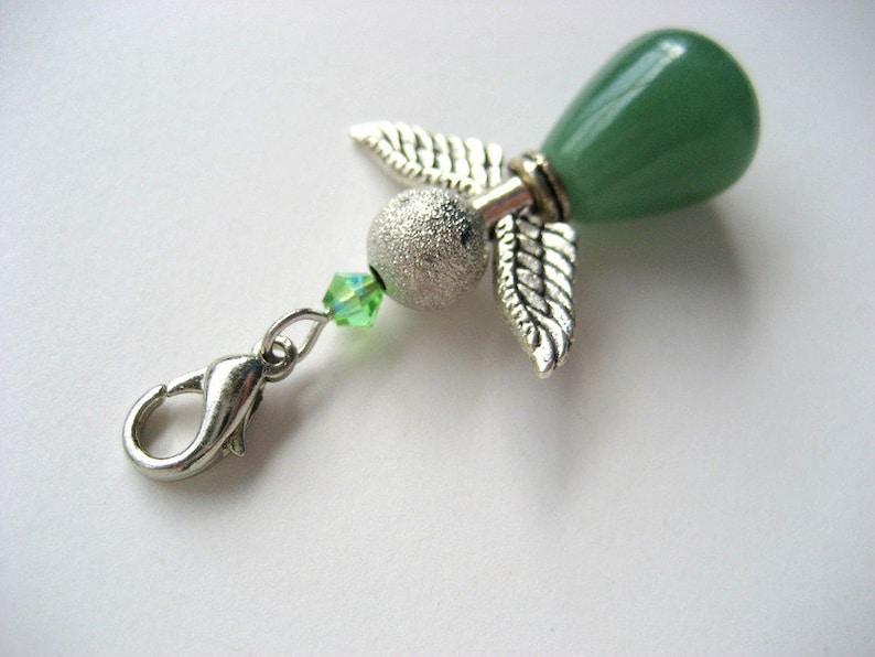 Angel Jade green medium