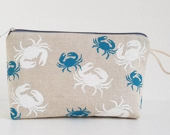 Cosmetic bag - Crabs