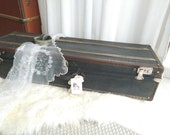 Antique suitcase quot Favorite things quot