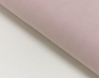 Vestito Netto 100/% poliestere tessuto tulle materiale-polvere