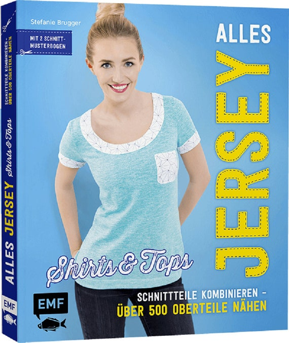 Alles Jersey Shirts Tops Etsy