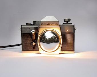CameraLamp Praktica DTL3