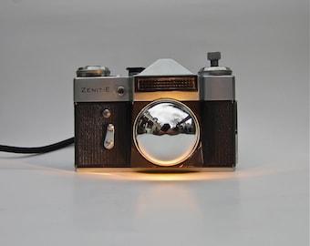 Mirror-Reflex lamp Zenit-E