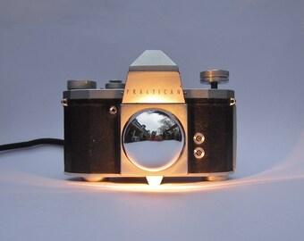 SLR Lamp PRAKTICA IV