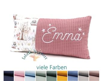 Pillow incl. name