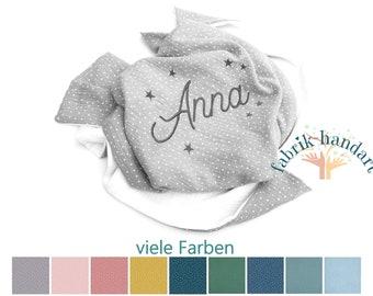 Winter/Summer Muslin Baby Blanket
