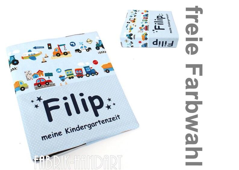 Kindergarten Folder Kindergarten Sammelmappe Kita Folder Etsy