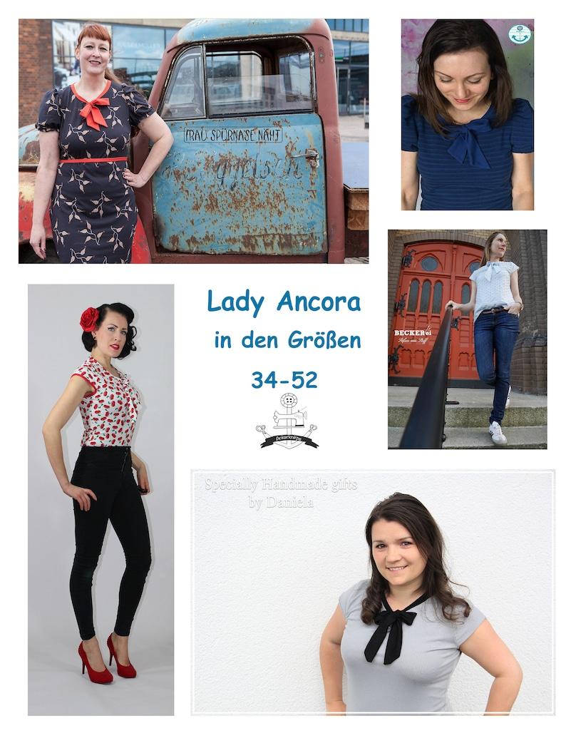 Ebook LadyAncora in den Größen 34-52 image 0