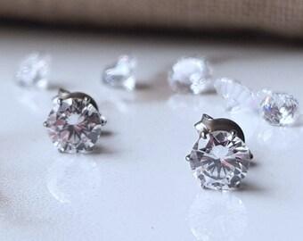 6ff39ce19fd82 Titanium earrings   Etsy