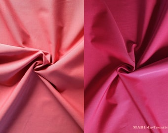 Candy Cotton - RED - fine poplin, cotton - color to choose from