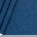 0.5 m Walk Walkloden - ocean blue wool - 80-38