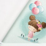 Panel Softshell Lilly Air Balloon BioBunt