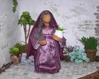 """Biblical narrative character """"Hannah/Elisabeth/Sara"""""""