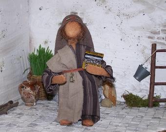 "Biblical narrative figure ""Zachäus"" special size"
