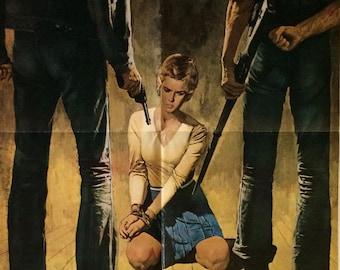 Lolly-Madonna XXX Original Theatrical Movie Poster Vintage Seventies Hicksploitation Cult Film Based on Sue Grafton's Lolly Madonna War