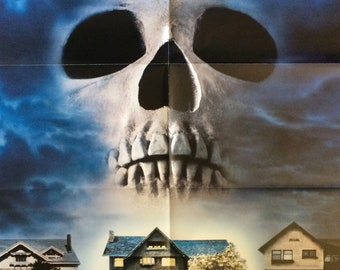 People Under the Stairs Original German Theatrical Movie Poster