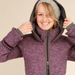 Hooded coat from Walk, Betty, Walkcoat Ladies, Walk jacket, in many colors, new lilac-colored walk!
