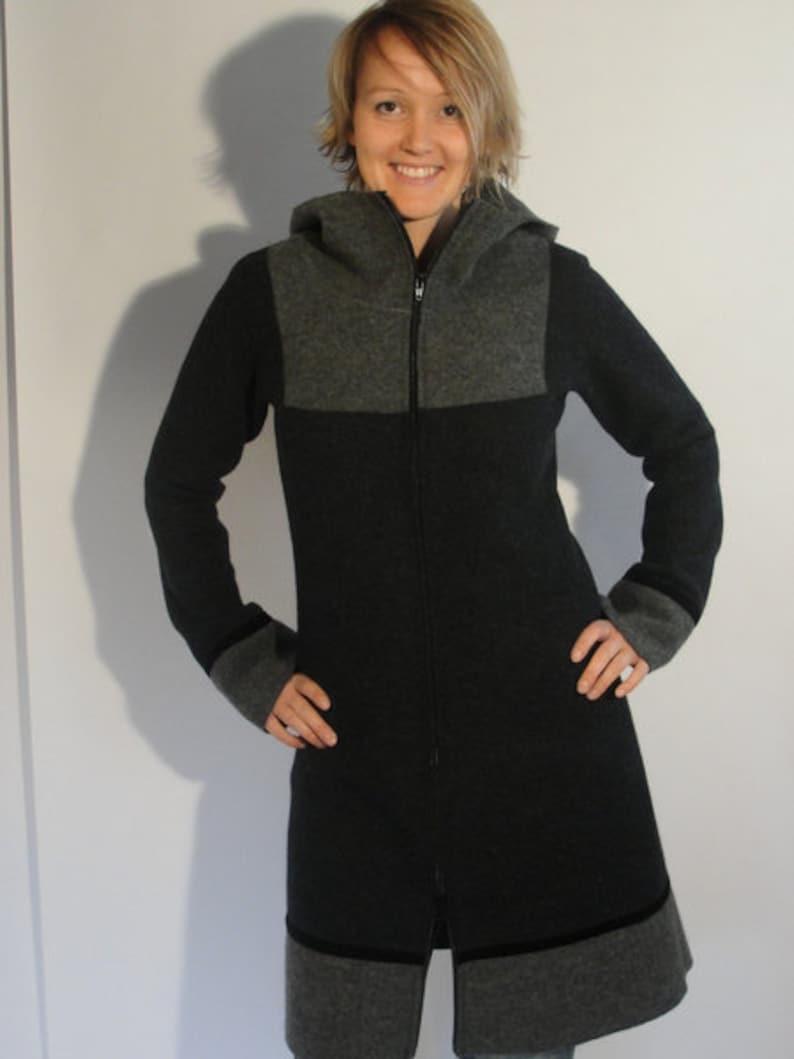 Walkcoat Wool Jacket Walk Jacket Rita image 0