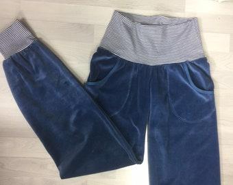 Nicky pants, cuddly pants, warm, soft jogging pants