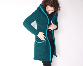 Cardigans for fryers, cardigan ladies, warm knitcoat, new knit!!