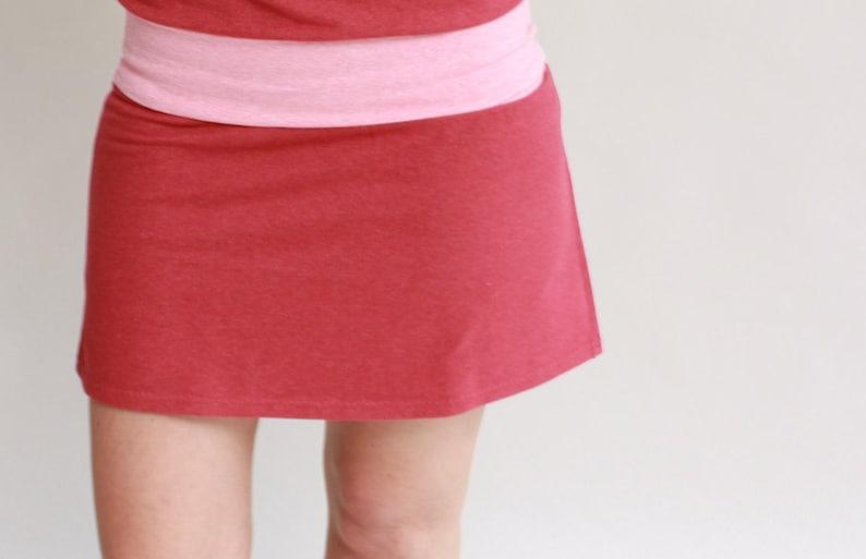 Sweat Skirt Sweatskirt Ladies Zelenya image 0