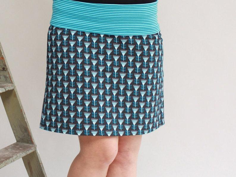 Sweat Skirt Sweatskirt Ladies Zeena image 0