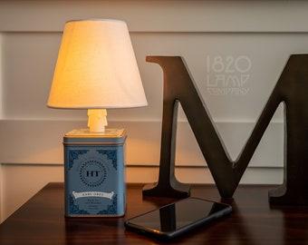 Tea Light [Vintage – Retro – Tea Tin Lamp]