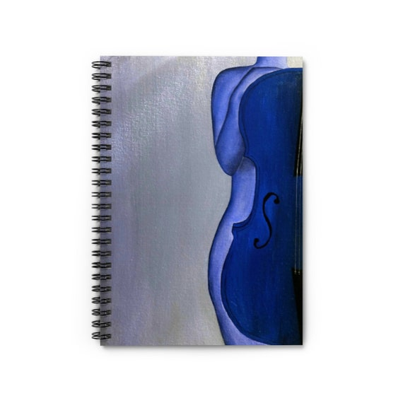 Notebook In Blue Sexy Gift Birthday Gift Ideas Erotic Etsy