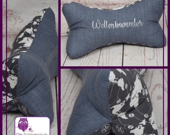 """Reading Bone """"World bumper"""" 