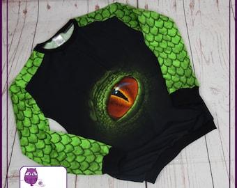Sweater | Sweater | Dragon | green