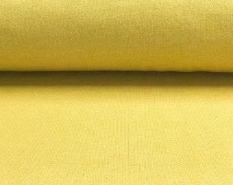 Knit Sweat UNI Yellow