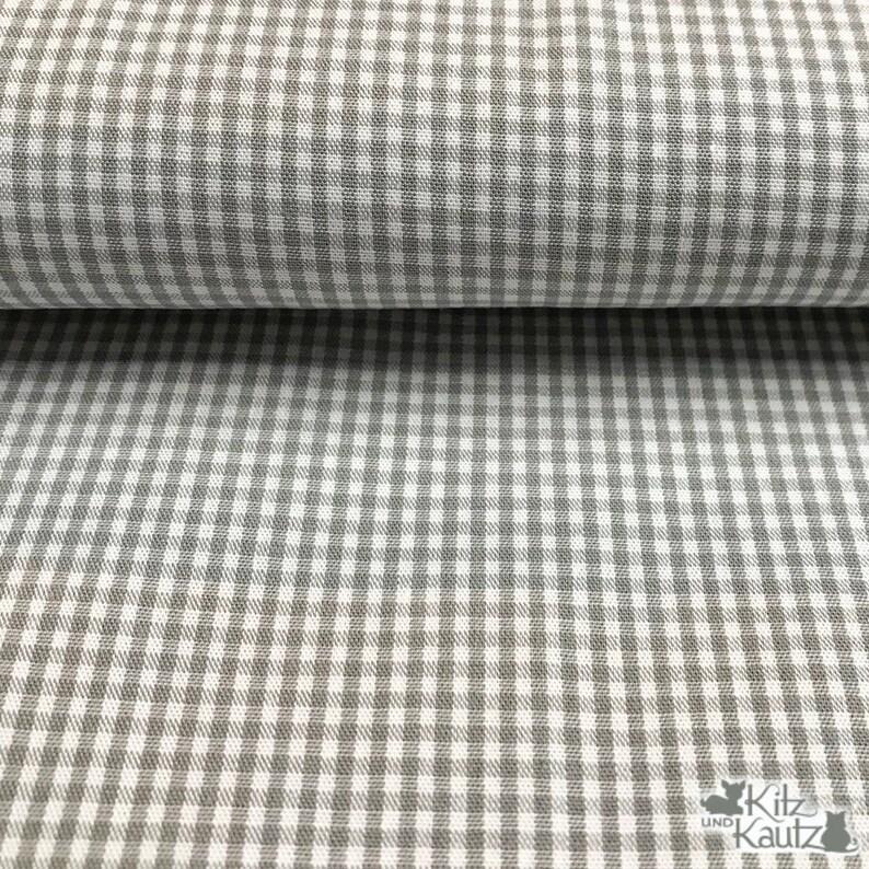 Cotton MINIKARO 1 mm grey image 1