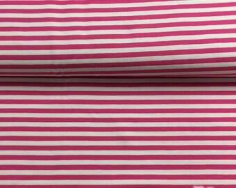 Jersey Marigold Pink White