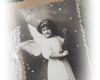 019 Pretty Greeting Card/Christmas Card
