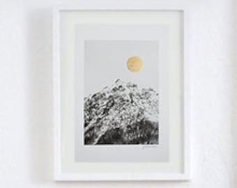 "Philuko print ""Goldberg"" collage A4"