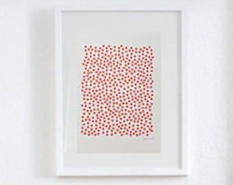 """Philuko print """"peas"""""""
