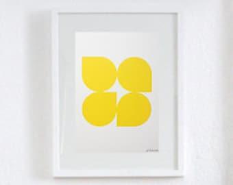 "Philuko print ""Lemons"""