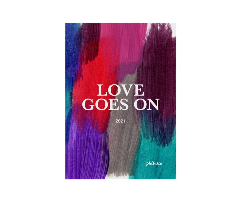 philuko Calendar 2021 LOVE GOES ON image 0