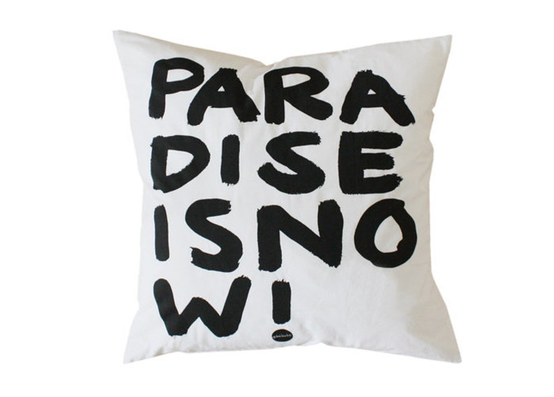 philuko pillow case Paradise is now 40 x 40 cm image 0