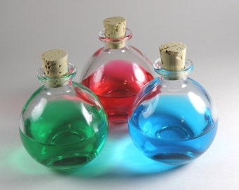 Potion bottles | Etsy