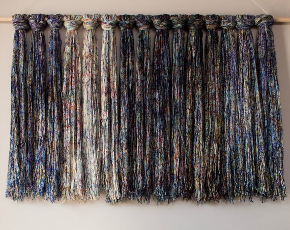 Boho Wall Hanging - Macrame - Home Decor - Wall Decoration - Eco Friendly - Mulesing Free