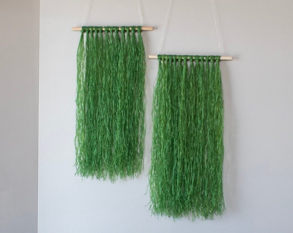 Boho Wall Hanging - Macrame - Home Decor - Wall Decoration