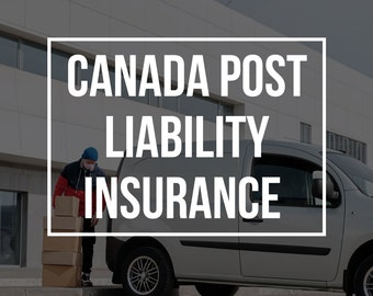Canada Post Liability Coverage For Your Shipment