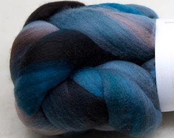 Malabrigo - Nube - PERSIA - Merino Wool Roving, Comber Top, Spinning, Felting, Weaving, Hand Dyed, Jumbo Knitting