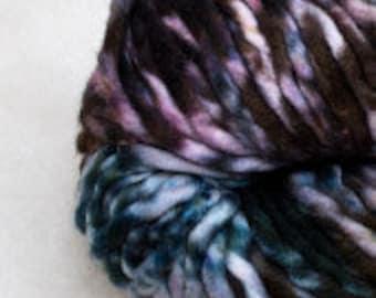 Malabrigo - Rasta Pintada - CAROUSEL - Super Bulky Yarn, Thick Yarn, Quick Knit, Textured Stitches, Hand Dyed Yarn, Mulesing Free