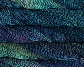 PREORDER:  Malabrigo Washted - Indonesia, Worsted Yarn, Textured Stitches, Hand Dyed Yarn, Mulesing Free