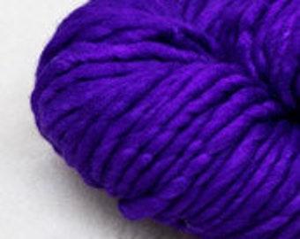 Malabrigo - Rasta - JACINTO - Super Bulky Yarn, Thick Yarn, Quick Knit, Textured Stitches, Hand Dyed Yarn, Mulesing Free