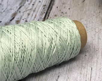 Cotton Gima - Lace Weight Yarn - Water