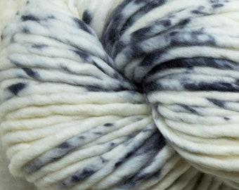 Baah Yarn Sequoia - Appaloosa - Super Bulky - 100% Superwash Merino Wool - 85 yards - 125 grams - Artisanal Hand Dyed